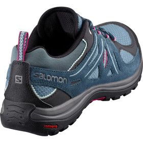 Salomon Ellipse 2 Aero Shoes Damen artic/reflecting pond/sangria